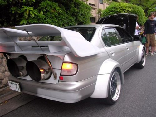 Its Modified Car Outrageously Modified Cars